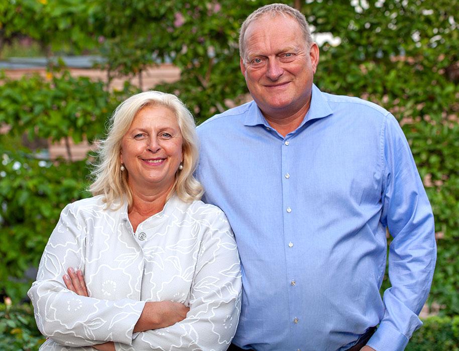 Sabine und Jens Biewendt - Ostsee Gärten